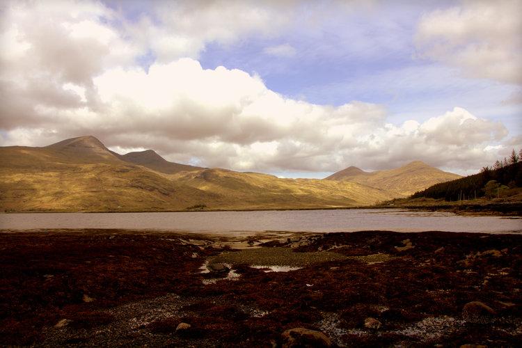 Loch Beg Views