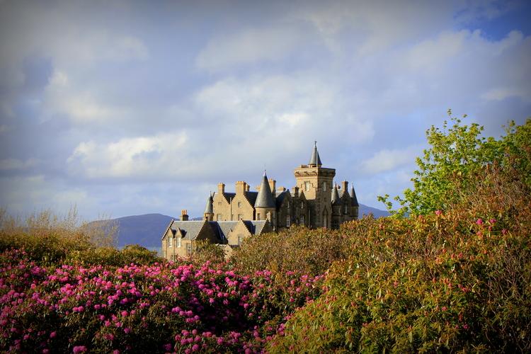 Glengorn Castle